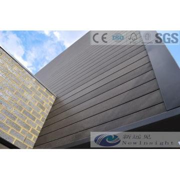 173*21mm Wood Plastic Composite Wall Panel