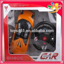 1:10 steering wheel rc car model remote control car model