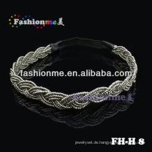 elastisches Material für Stirnbänder