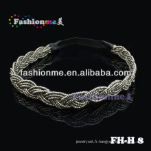 matériau élastique pour bandeaux