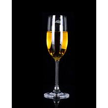 Кубок Шампанского высокого качества с прозрачным стеклом
