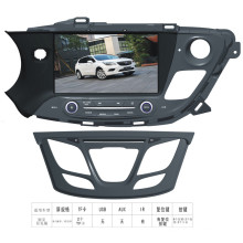 Yessun Windows CE автомобильный DVD-плеер для Buick Envision (TS9653)