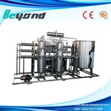 Sistema de tratamiento de agua pura de agua mineral Tratamiento de RO