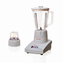 300W 2 Speeds Electric Blender Mill 2 in 1 (B22)