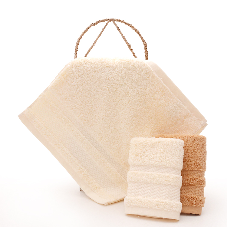 Square Cotton Towels