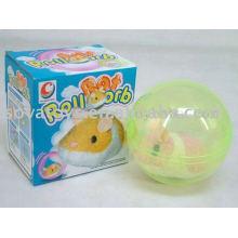 905060900-B / O regalo de vacaciones de juguete de hámster juguete para niño