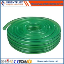PVC Transparent Clear Fiber Braided Hose