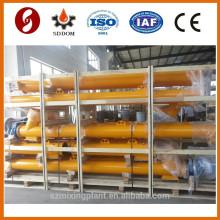 Transportador de parafuso de custo eficaz usado na planta de mistura de concreto