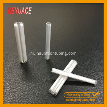 Keramische lint Fiber Optic Fusion Splice Protection Sleeve