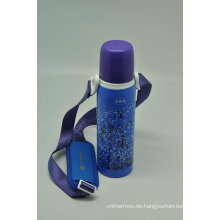 Hohe Qualität 304 Edelstahl Doppelwand Vakuum Flasche Kolben Svf-1000e Kolben Vakuum
