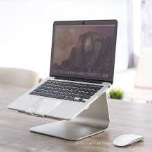 Soporte de soporte de aluminio portátil para Apple Macbook, soporte para ordenador portátil