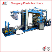 Machine d'impression en tissu tissé Flexo PP (SL-RY4800)