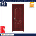 Nuevo diseño y puerta interior de madera de alta calidad
