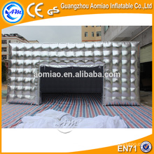 China inflable tienda fabricantes, inflables tienda de césped para la venta, inflable cubo tienda