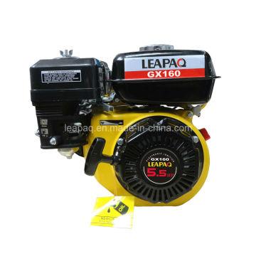 5.5HP 4-Stroke Motor de gasolina de cilindro simple OHV
