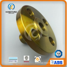 Top Quality ASME B16.5 Carbon Steel Forged Flange with TUV (KT0253)