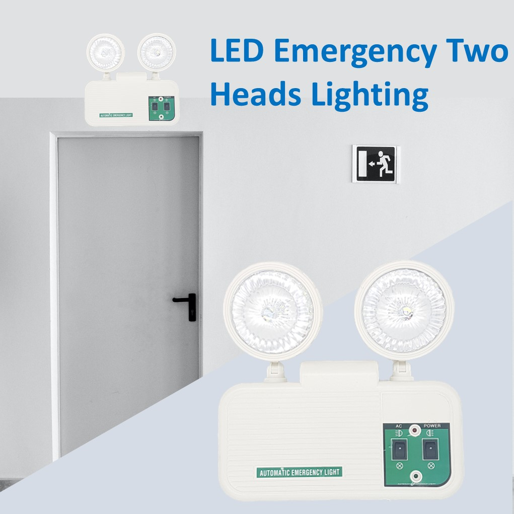 rechargeable emergency lamp
