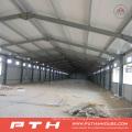Fertig angepasstes Stahlstruktur-Lager von Pth