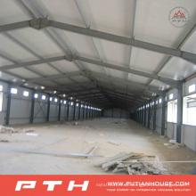 Kundenspezifisches kostengünstiges Stahlstruktur-Lager mit einfacher Installation