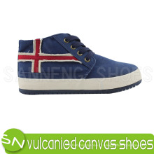 Chaussures en toile vulcanisée pour Lady (SNC-02043)