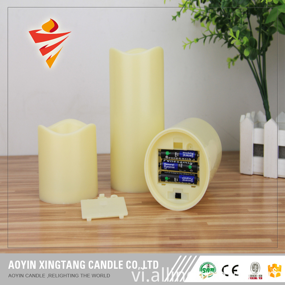 remote control candle
