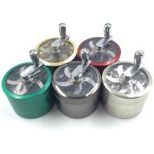 Fumeurs cigarettes Accessoires Hookah Shisha moulin à main Muller Grinder (ES-GD-017)