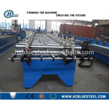Hot Selling PLC Control Automatique Bemo GI Roofing Tile Equipment / Roll Production Line / Roll Forming Machine