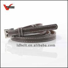 Slimming ladies fashion PU belt