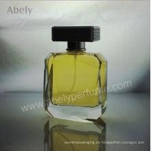 Perfumes de cristal cortado irregulares con fragancia original