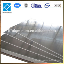 Thin 5052 Aluminum Sheet of 4ft x 8ft