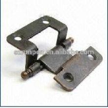 Bisagra de puerta de acero de perforación CNC