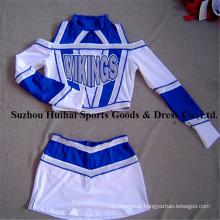 2016 Cheerleading Uniforms Long Sleeve
