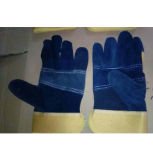 Professional Industrial Protective Working Leather Labor Safety Gloves