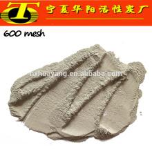 Ningxia Huayang polindo pó de óxido de alumínio