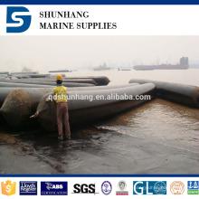 Coxim de levantamento do ar inflável de alta pressão do barco do certificado de CCS