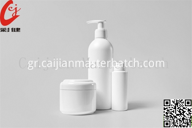 White Fireproof Masterbatch For Pipe Material
