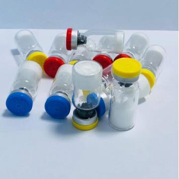 péptidos de culturismo Tesamorelin 10 mg y polvo de testosterona