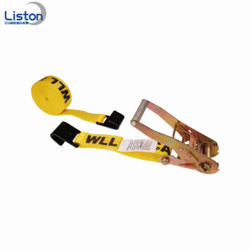 CE & GS 5Ton poliester Ratchet Belt Tie Down Tali