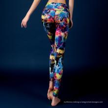 Хорошая цена высокого качества женщин поножи брюки