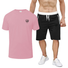 Kurzarm T-Shirts und Shorts Summer Activewear