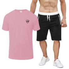 T-shirts et shorts à manches courtes Activewear d'été