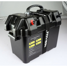 Batterieboxen für Automobil- und Marinebatterien