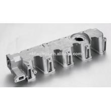 Carcaça de cabeça de cilindro de carro de automóvel de fundição de alumínio