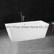 Factory Price Hotel Project Acrylic Whrilpool Bathtub
