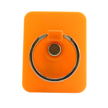 Yellow Jade Smart Phone Ring Stand Universal Zinc Alloy Grip Kickstand