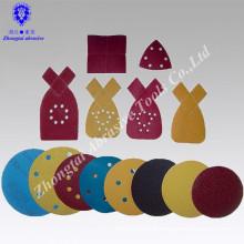 aluminum oxide abrasive sand paper discs