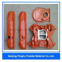 Orange Electrostatic Spray Powder Coating