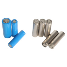 Stainless Steel Cylinder Cell Case 18650 Battery Case With O-ring And Spacer