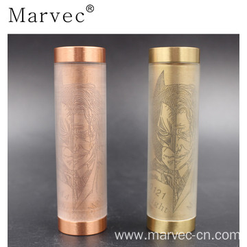 Marvec PC material mechanical mod vapestarter kit