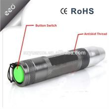 LED Mini Jade Testing Lampe de poche, nouveaux produits chauds pour la lumière extérieure 2015, feu de charpente